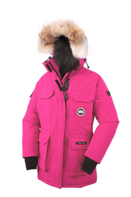 Wholesale Canada Goose Outlet Pink Women s Expedition Parka Coat 2277490124e6